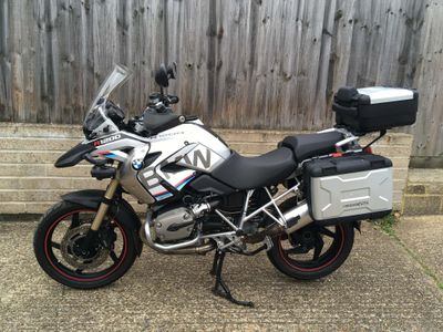 BMW R1200GS Adventure 1200 GS