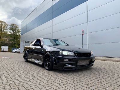 Nissan Skyline Coupe R34 2.5 GTT Turbo Skyline