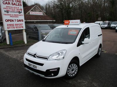 Citroen Berlingo Panel Van 1.6 BlueHDi 625 XTR+ L1 5dr