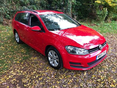 Volkswagen Golf Estate 1.4 TSI BlueMotion Tech SE (s/s) 5dr