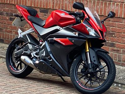 Yamaha YZF-R125 Sports Tourer 125