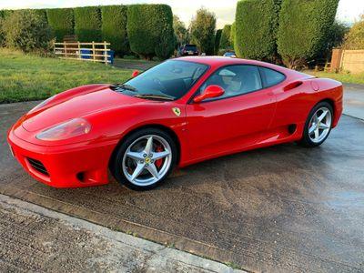 Ferrari 360 Coupe 3.6 Modena 2dr