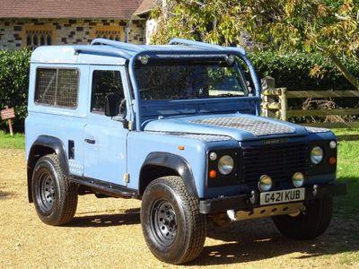 Land Rover Defender 90 SUV 2.5 TD Hard Top 4X4 3dr