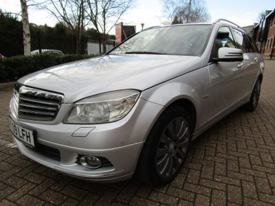 Mercedes-Benz C Class Unlisted C 350 CDi 3.0 4 MATIC 4X4 AVANTGARD 5 DR