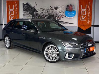 Audi A4 Avant Estate 2.0 TDI 40 S line Avant S Tronic quattro (s/s) 5dr