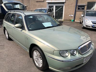Rover 75 Tourer Estate 2.0 CDT Club SE 5dr