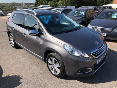 Peugeot 2008 SUV 1.2 VTi Crossway 5dr
