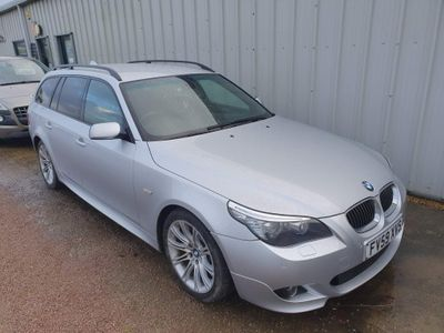 BMW 5 Series Estate 3.0 530i M Sport Touring 5dr