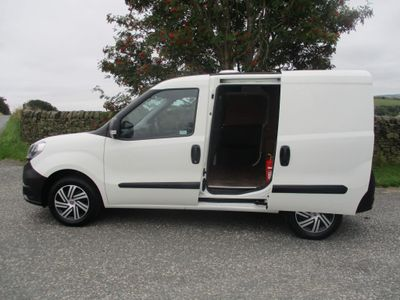Fiat Doblo Panel Van 1.2 16V MULTIJET SWB 5DR PANEL VAN
