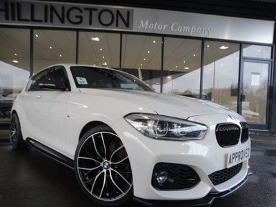 BMW 1 Series Hatchback 1.5 118i GPF M Sport Sports Hatch (s/s) 5dr