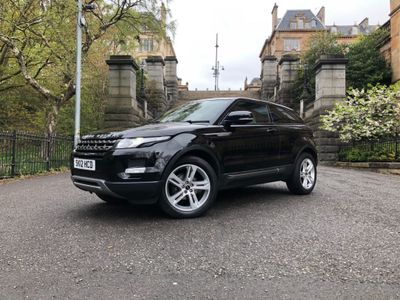 Land Rover Range Rover Evoque Coupe 2.2 TD4 Pure 4X4 3dr