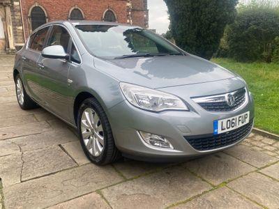 Vauxhall Astra Hatchback 2.0 CDTi ecoFLEX SE (s/s) 5dr