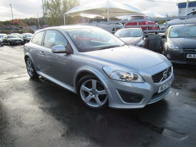 Volvo C30 Coupe 1.6 D2 R-Design 2dr