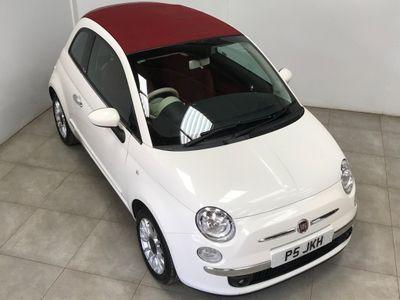 Fiat 500C Convertible 1.2 Lounge 2dr