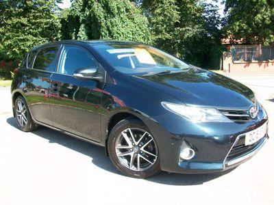 Toyota Auris Hatchback 1.33 VVT-i Icon+ 5dr