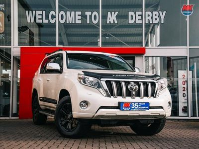 Toyota Land Cruiser SUV 2.8 D-4D Invincible X 4x4 5dr (7 Seats)