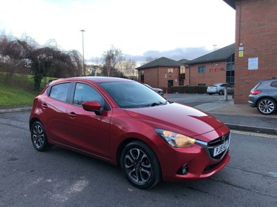 Mazda Mazda2 Hatchback 1.5 Sport Launch Edition (s/s) 5dr