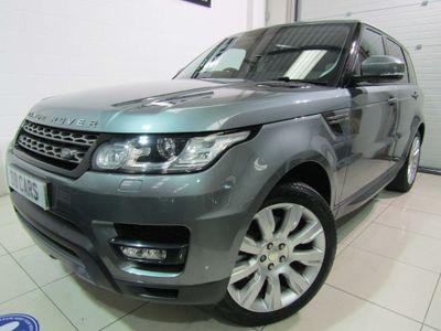 Land Rover Range Rover Sport SUV 3.0 TD V6 SE 4X4 (s/s) 5dr