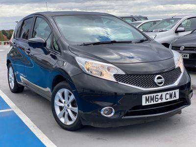 Nissan Note Hatchback 1.2 DIG-S Tekna 5dr