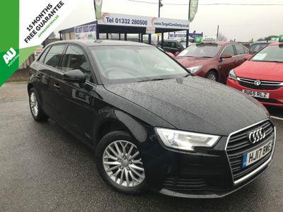 Audi A3 Hatchback 1.6 TDI SE Technik Sportback (s/s) 5dr