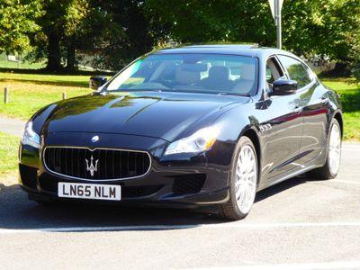 Maserati Quattroporte Saloon 3.0 S 4dr