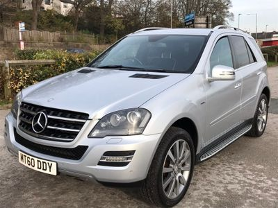 Mercedes-Benz M Class SUV 3.0 ML350 CDI Grand 4x4 5dr