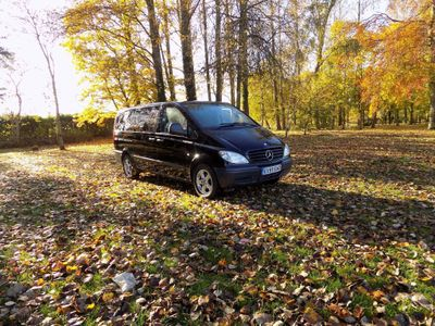 Mercedes-Benz Vito Other 2.1 109CDI Traveliner Long Bus 5dr (8 Seats)