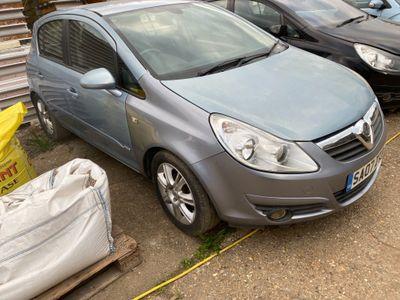 Vauxhall Corsa Hatchback 1.2 i 16v Design 5dr (a/c)