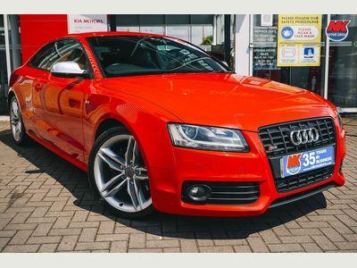 Audi A5 Coupe S5 Quattro 2dr Tip Auto