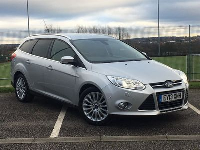 Ford Focus Estate 2.0 TDCi Titanium X Powershift 5dr