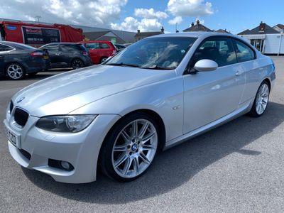 BMW 3 Series Coupe 2.0 320d M Sport Highline 2dr