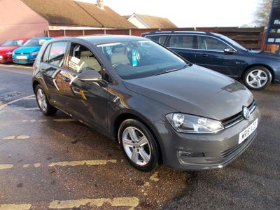 Volkswagen Golf Hatchback 2.0 TDI BlueMotion Tech Match Edition DSG (s/s) 5dr