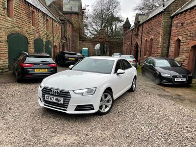 Audi A4 Saloon 1.4 TFSI Sport S Tronic (s/s) 4dr