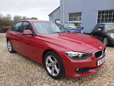 BMW 3 Series Saloon 2.0 320d SE xDrive (s/s) 4dr