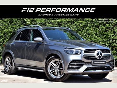 Mercedes-Benz GLE Class SUV 2.0 GLE300d AMG Line G-Tronic 4MATIC (s/s) 5dr