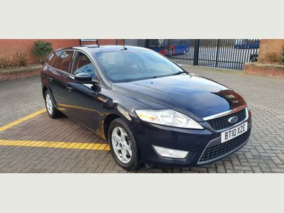 Ford Mondeo Estate 2.0 TDCi Zetec Powershift 5dr