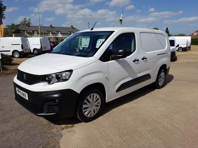 Peugeot Partner Panel Van 1.5 BlueHDi 950 Professional Long Panel Van LWB EU6 6dr