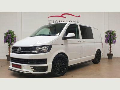 Volkswagen Transporter Combi Van SPORTLINE EDITION R
