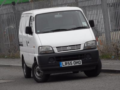 Suzuki Carry Temperature Controlled 1.3 Temperature Controlled