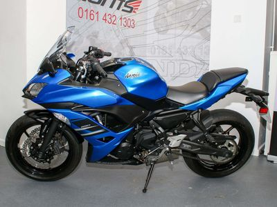 Kawasaki Ninja 650 Super Sports 650 ABS