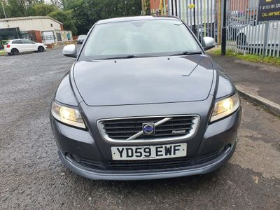 Volvo S40 Saloon 2.0 TD R-Design Powershift 4dr