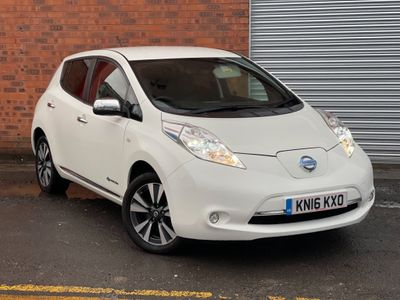 Nissan Leaf Hatchback 24kWh Tekna Auto 5dr Battery Lease