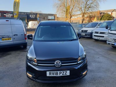 Volkswagen Caddy Maxi Panel Van 2.0 TDI C20 BlueMotion Tech Highline DSG 5dr