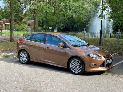 Ford Focus Hatchback 1.0 SCTi EcoBoost Zetec S 5dr