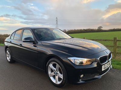 BMW 3 Series Saloon 2.0 316d SE 4dr