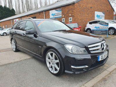 Mercedes-Benz C Class Estate 2.1 C250 CDI BlueEFFICIENCY Sport G-Tronic 5dr