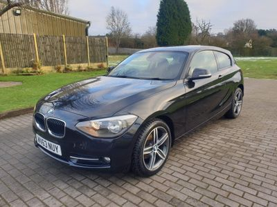 BMW 1 Series Hatchback 1.6 116i Sport Sports Hatch (s/s) 3dr