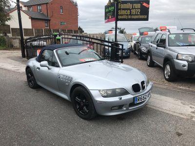 BMW Z3 Convertible 1.9 2dr