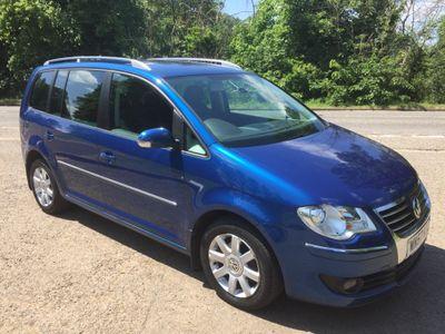 Volkswagen Touran MPV 2.0 TDI Sport 5dr (5 Seats)