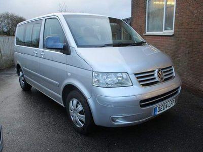 Volkswagen Caravelle MPV 2.5 TDI Executive Bus 4dr (7 Seats)